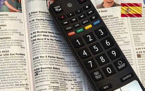 IPTV playlist channels en Español