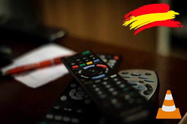 IPTV playlist canales en Español para VLC